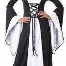 Gothic Vampire Deluxe Hooded Robe Adult Costume Size: Medium #01225