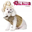 Madonna Pop Queen  Dog Costume Size: Large #20110