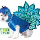 Peacock Pet Bird Dog Costume Size: X-Small #20117
