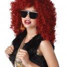 Dancehall Diva 70's Disco Queen Adult Costume Wig #70661