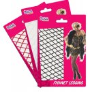 Fishnet Leggings Costume Accessory - Black
