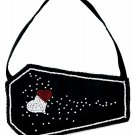 Coffin Purse Costume Accessory