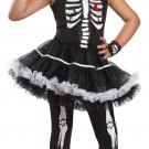 Skela-Rina Skeleton Child Costume Size: Small #00288