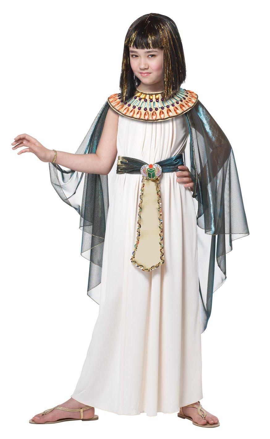 Cleopatra Egyptian Princess Child Costume Size: Large #00316