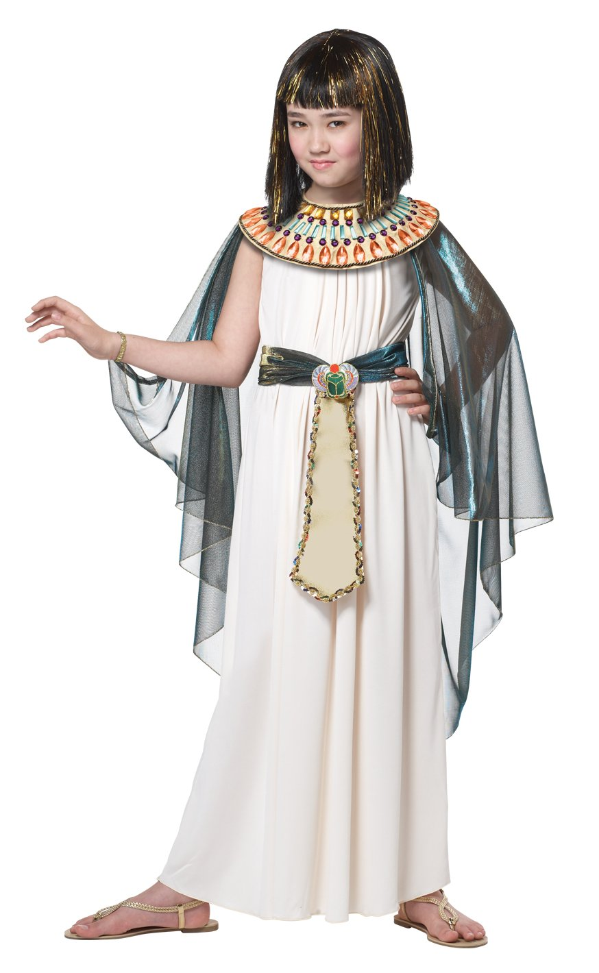 Cleopatra Egyptian Princess Child Costume Size: X-Small #00316