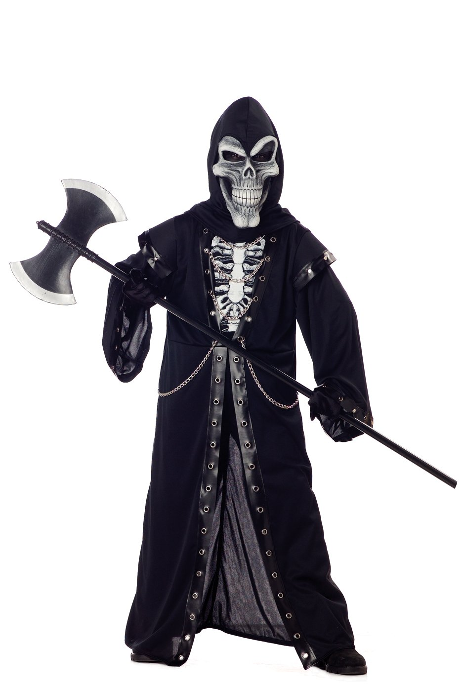 Soul Taker Crypt Master Child Costume Size: X-Large #00437