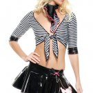 Be Bop Beauty 50's  Adult Costume Size: X-Small/Small