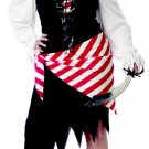 Ruby the Pirate Beauty Plus Size Adult Costume : 1X-Large #01608