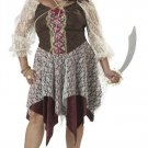 South Seas Siren Pirate Plus Size Adult Costume: 1X-Large #01636