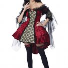 Mysterious Masquerade Spanish Adult Costume Size: X-Small #01155