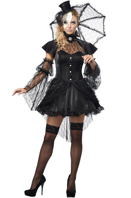 Victorian Doll Gothic Renaissance Adult Costume Size: X-Large #01144