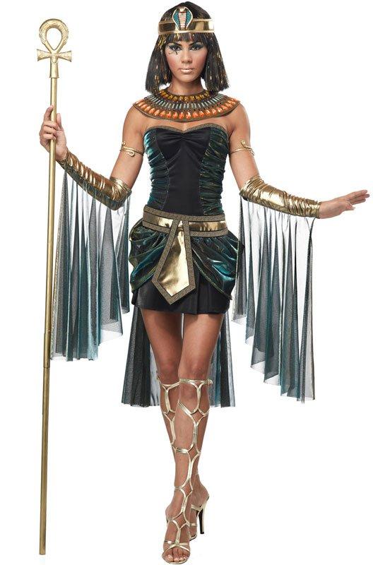 Egyptian Goddess Cleopatra  Adult Costume Size: X-Large #01271