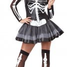 Skeleton Masquerade Adult Costume Size: Small #01128