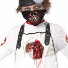 Zombie Doctor Open Heart Surgeon Child Costume Size: Large #00390