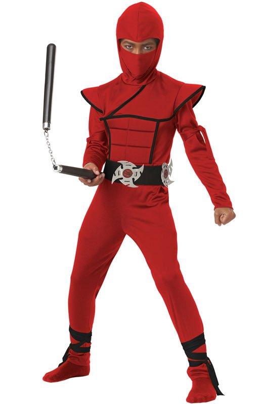 Japanese Samurai Stealth Ninja Cobra Costume Size: Small #00397