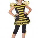 Bumble Bee Buzzin Around Child Costume Size: Large Plus #00409