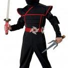 Japanese Warrior Stealth Ninja Cobra Toddler Costume Size: Large #00121