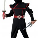 Samurai Warrior Stealth Ninja Toddler Costume Size: Medium #00121