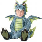 Fire Breathing Darling Dragon Dinosaur Infant Costume  Size: Large #10024