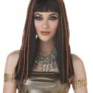 Cleopatra Egyptian Princess Costume Wig #70421