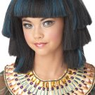Egyptian Stepped Layers  Cleopatra Child Costume Wig #70697