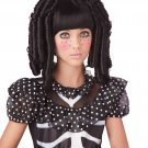 #70692 Baby Doll Curls with Bangs Gothic Costume Wig