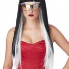Diva Glam Rock Star Adult Costume Wig #70691