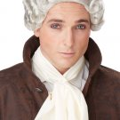 18th Century Peruke Colonial Adult Costume Wig #70700