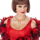 Classic Flapper 20's Jazz Adult Costume Wig #70708