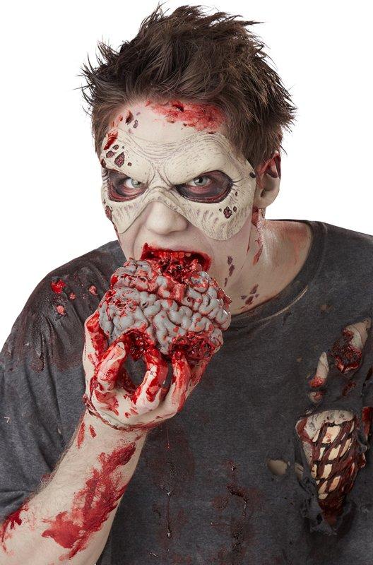 Zombie Brain Pack World War Z Costume Accessory