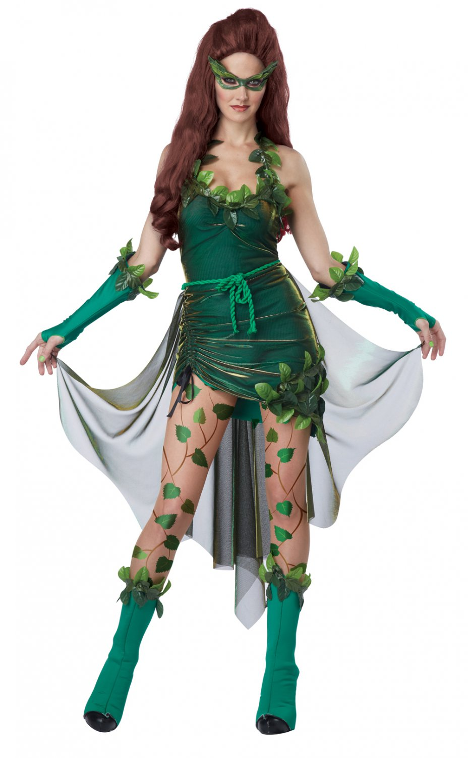 Batman Lethal Beauty Poison Ivy Adult Costume Size: Medium #01289