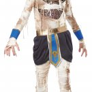 Egyptian Mummy Pharaoh's Revenge Child Costume Size: Large #00446