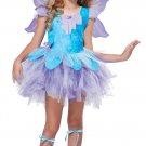 Size: Medium #00459  Tinkerbell Lilac Fairy Child Costume