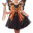 Monarch Princess Toddler Costume Size: Medium