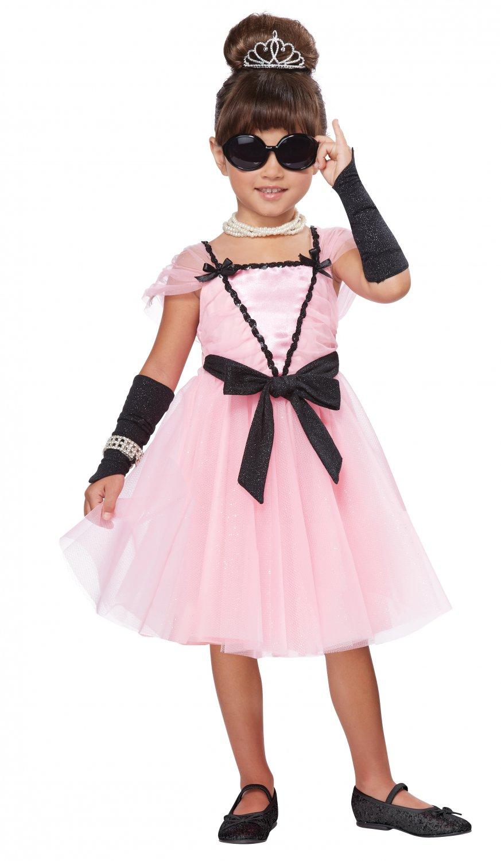 Hollywood Movie Star Toddler Costume Size: Medium #00157