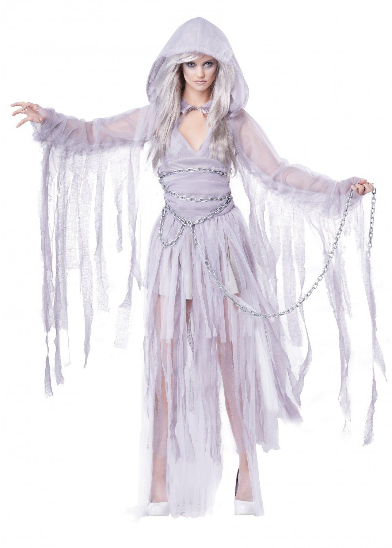 Haunting Beauty Ghost Adult Costume Size: Medium #01327