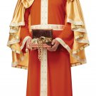 Holy Bible Aladdin Arabian Night Gaspar of India Three Wise Men Adult Costume Size: X-Large #01321