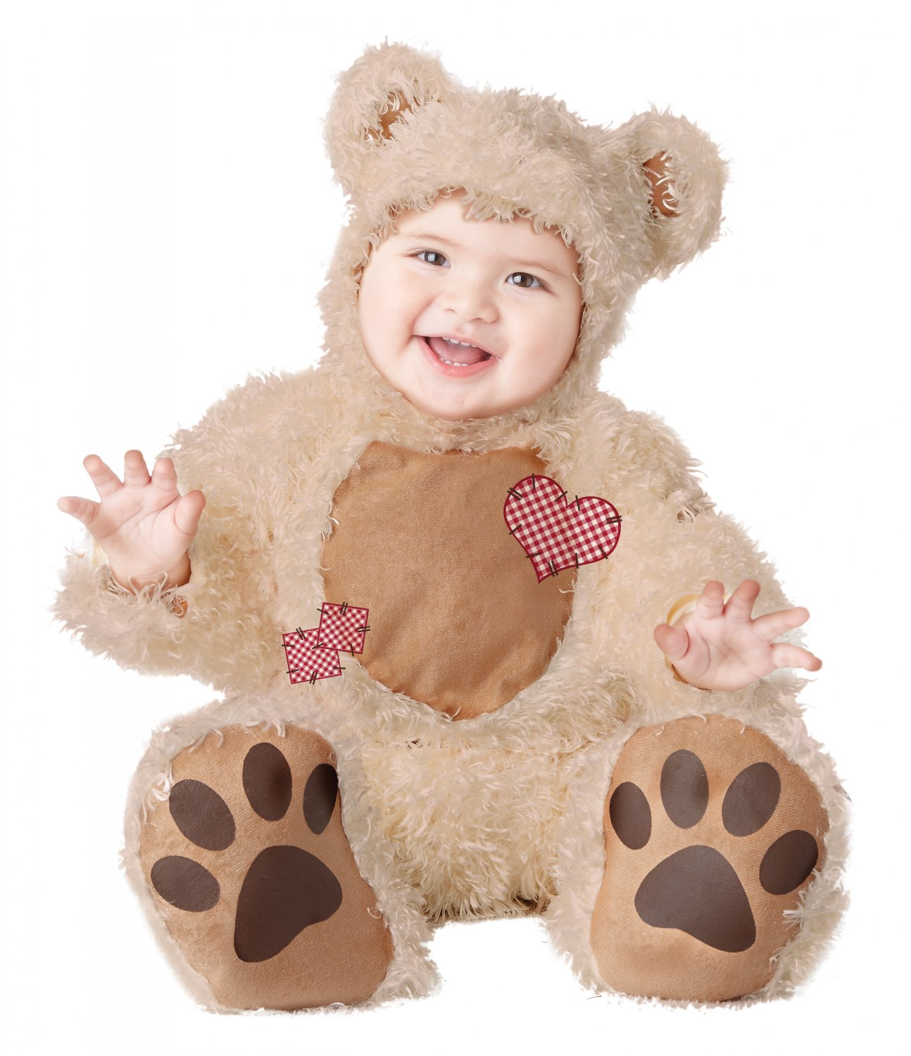 Grizzly Cuddly Bear Infant Costume Size: Medium #10034