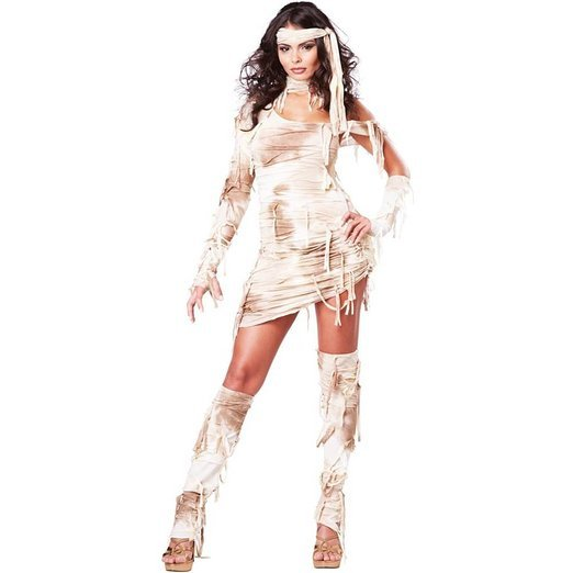 Egyptian Mystical Mummy  Adult Costume Size: Small #01366