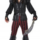Size: X-Large #01353  Jack Sparrow Gothic Pirate Ruthless Rogue Adult Costume