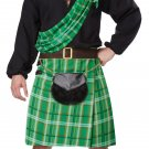 Fighting Irish Kiltsman Adult Costume Size: Large #01351