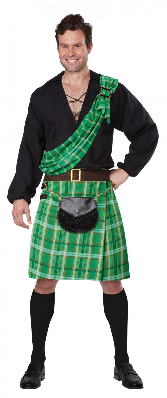 Scottish Kiltsman Adult Costume Size: Small #01351