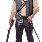 Renaissance Pirate Captain John Smith Adult Costume Size: Large #01341
