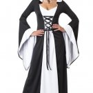 Gothic Deluxe Hooded Robe Adult Costume Size: X-Small #01225