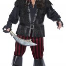 Pirate Ruthless Rogue Plus Size Adult Costume #01739