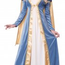 Renaissance Elegant Empress Adult Costume Size: Medium #01365