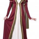 Renaissance Medieval Maiden Adult Costume Size: X-Large #01364