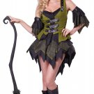 Wizard Bewitching Babe Witch Adult Costume Size: Large #01343