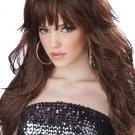 Fever Adult Costume Wig - Brunette#70778