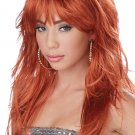 Fever Adult Costume Wig - Red #70777